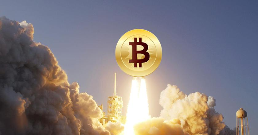 Bitcoin broke a new record, breaking the mark of $ 20 thousand