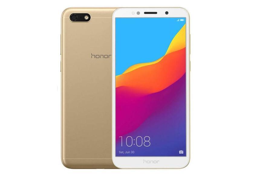 Huawei готовит к выходу Honor 7S: упрощенную версию Honor 7A с таким же ценником