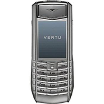 Vertu Ascent Ti White