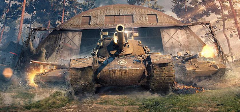 Первые впечатления от World of Tanks 1.0