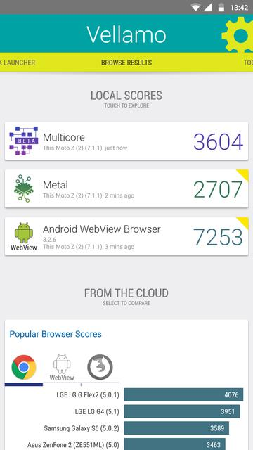 Обзор Moto Z2 Force: флагманский смартфон с небьющимся экраном-67