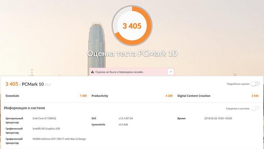 Обзор Lenovo IdeaPad 720s–15IKB: ноутбук для работы и игр-38