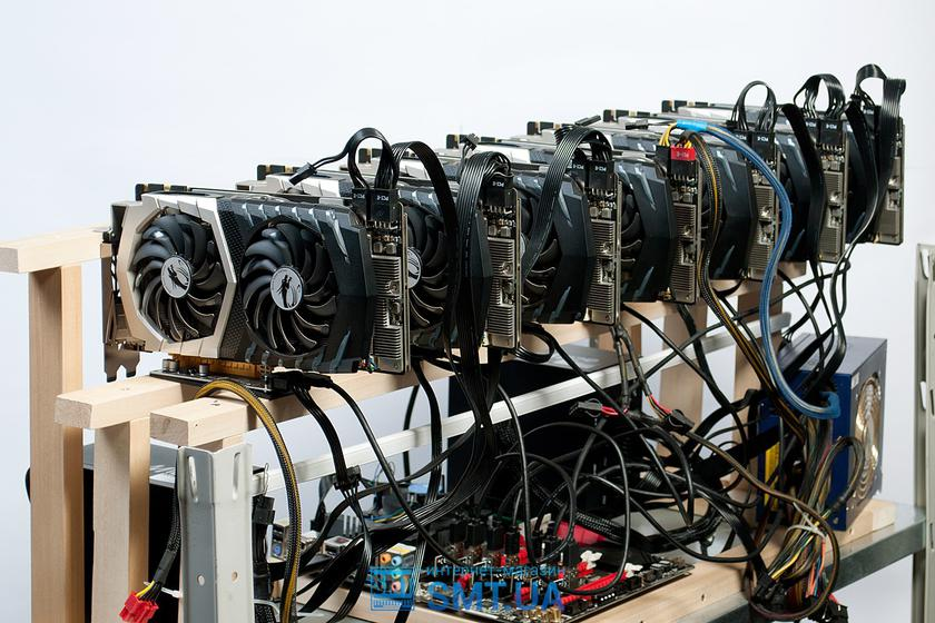 Samsung начал производство оборудования для майнинга криптовалюты