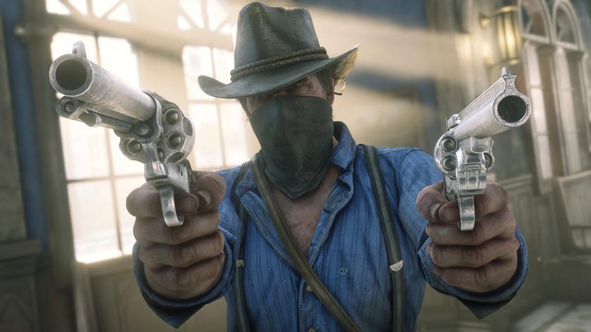 Водном шведских магазинов «засветилась» PC-версия Red Dead Redemption 2