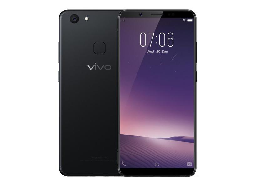 Vivo introduced the smartphone Y71: HD + screen 18: 9, SoC Snapdragon 450 and 3 GB of RAM for $ 169