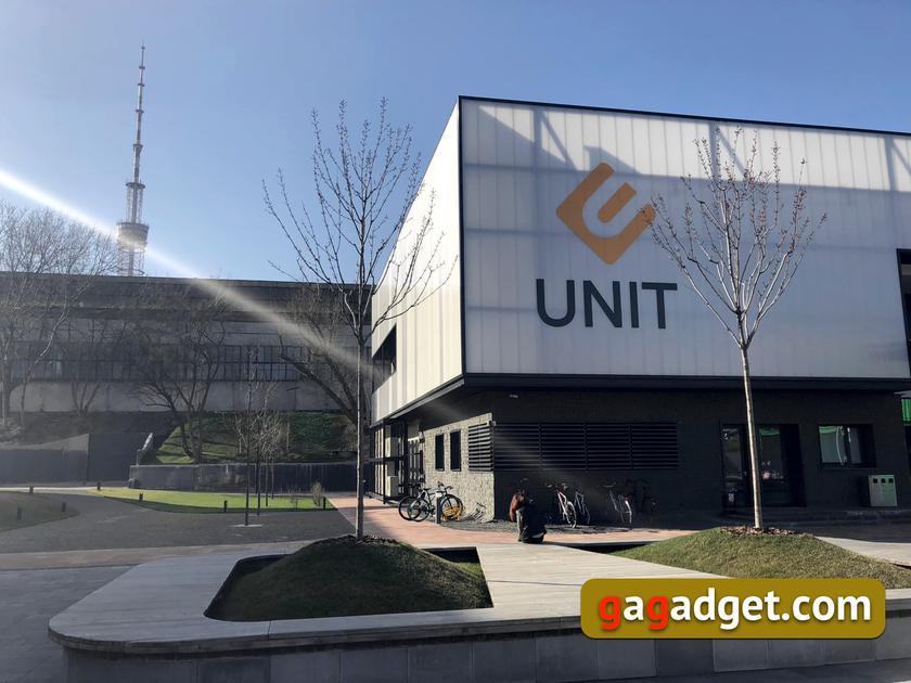 Где создается украинская Силиконовая Долина: виртуальная экскурсия в UNIT.City-2