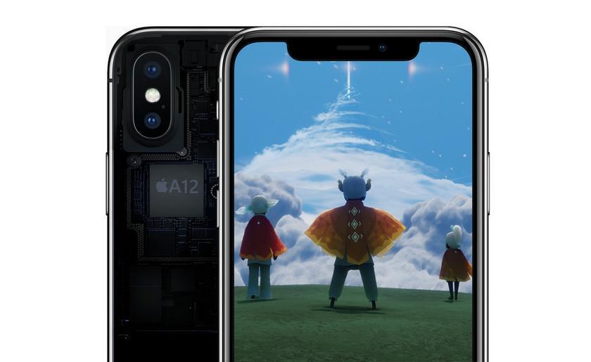 Процессор Apple A12 для новых iPhone уже в производстве