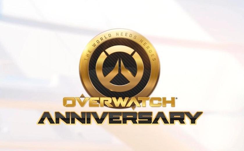Blizzard празднует день рождение Overwatch: новый лут, режимы икарты