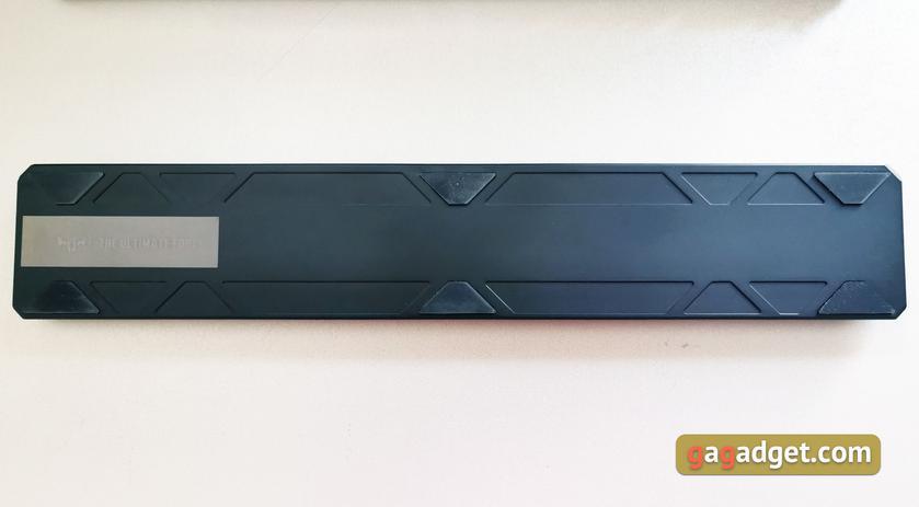 Обзор ASUS TUF Gaming K7: молниеносная игровая клавиатура с пыле- и влагозащитой-9