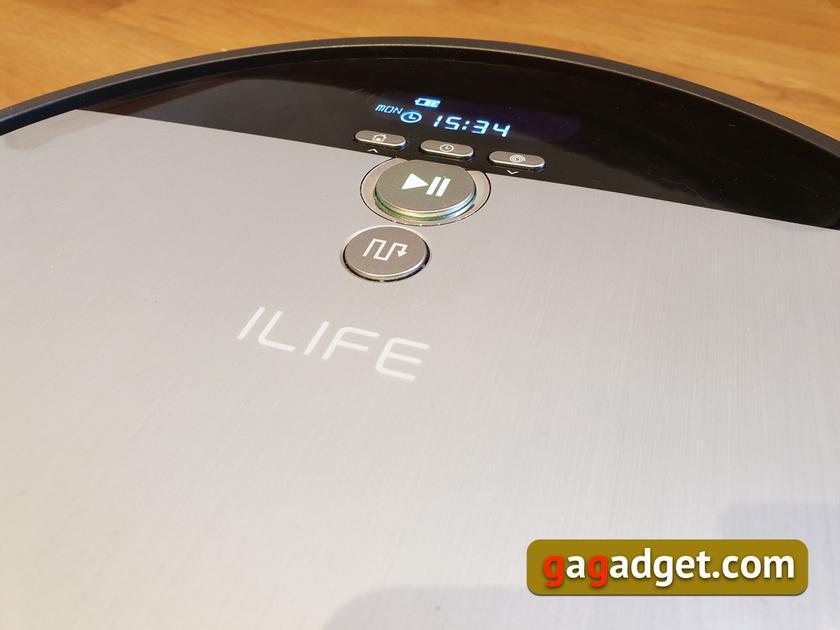 Обзор робопылесоса ILIFE V8s: влажные мечты-46