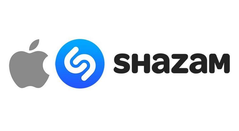 Apple bought the music service Shazam