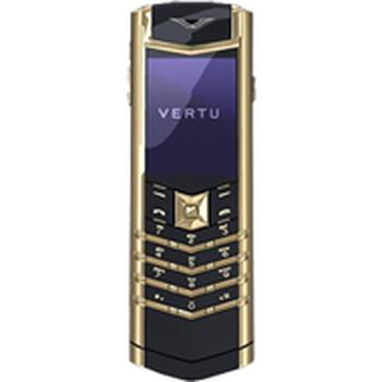 Vertu Signature S Design Yellow Gold