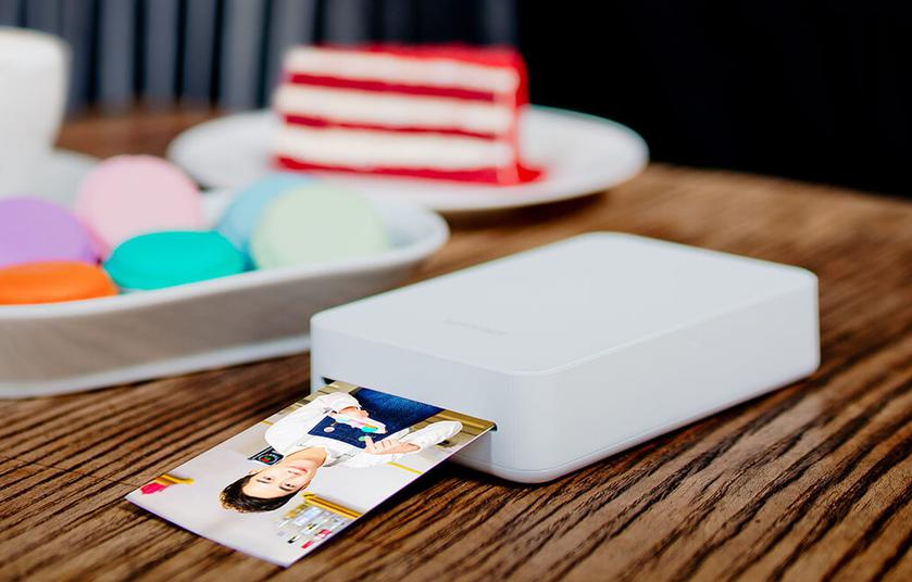 Xiaomi launched a pocket photo printer Xprint with augmented reality