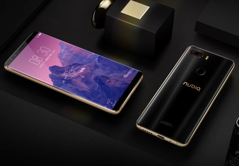 В тестах AnTuTu Nubia Z18 обогнал ASUS ZenFone 5z, Xiaomi Mi Mix 2S, Black Shark и Galaxy S9+