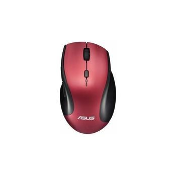 Asus WT415 Optical Wireless Mouse Red USB