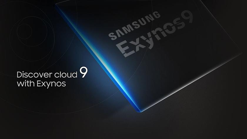 Samsung will present a new processor Exynos in early January