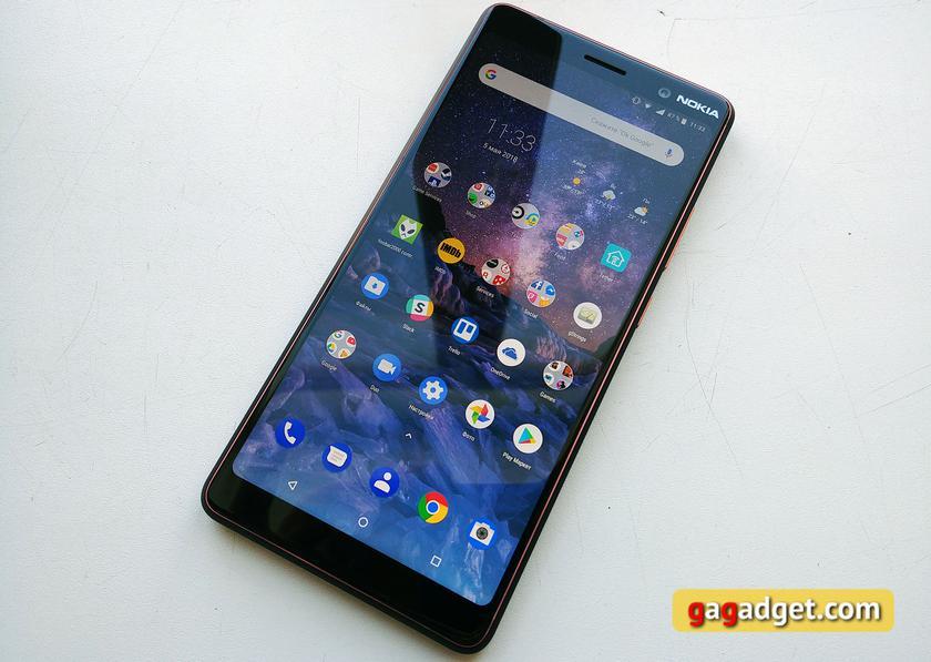 Обзор Nokia 7 Plus: средний класс, который метит в высшую лигу-5