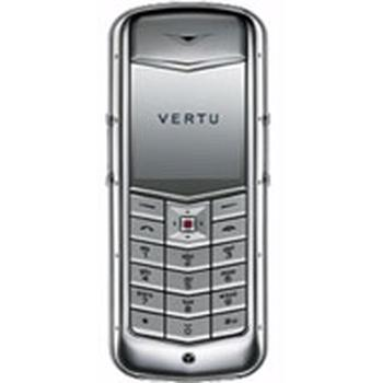 Vertu Constellation Steel Pink Leather