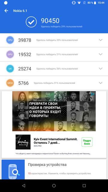Обзор Nokia 6.1 (2018): стильно и недорого-56