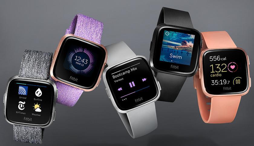 Анонс Fitbit Versa: «умные» часы для всех и каждого