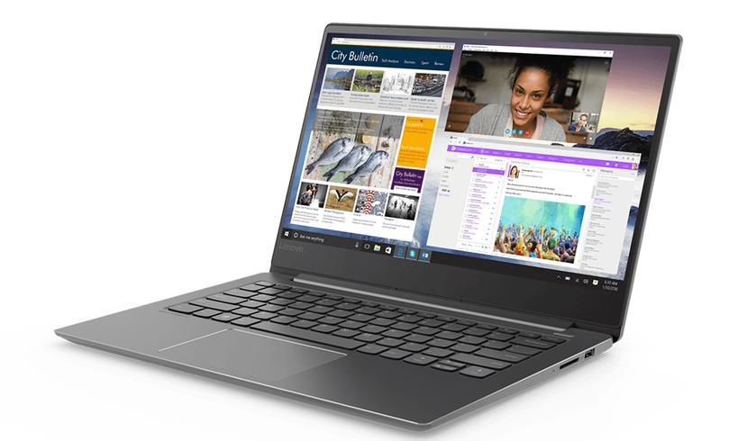 Lenovo IdeaPad 530S: новинка с процессорами Intel Core 8-го поколения и динамиками Harman