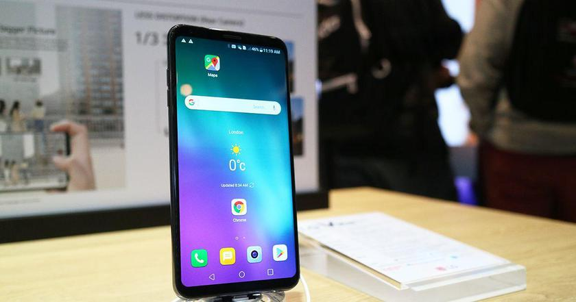 Became known prices LG V30s ThinQ and V30s + ThinQ