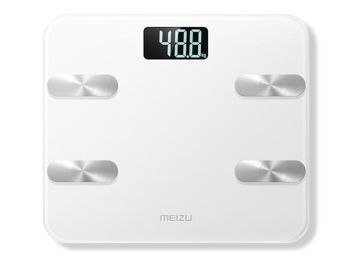Meizu представила инновационные смарт-весы