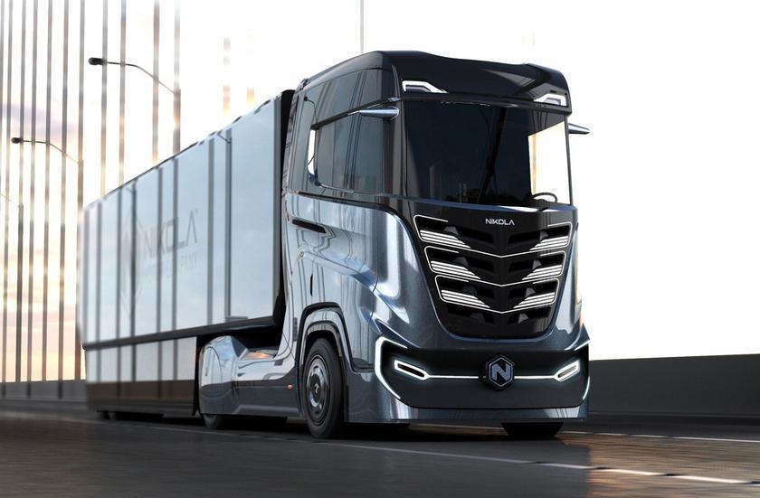 Компания Nikola представит фургон Tre сводородно-электрической силовой установкой