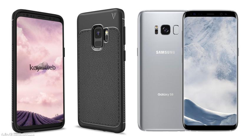The date of announcement and the start of sales of Samsung Galaxy S9 and S9 +
