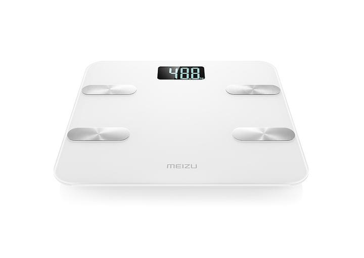 Meizu выпустила нарынок умные весы