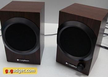 Обзор акустики Logitech Multimedia Speakers Z240