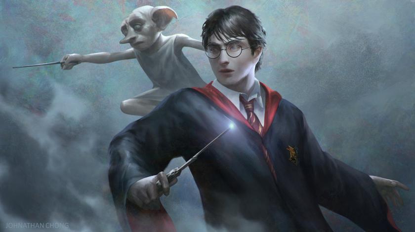 Нейросеть написала рассказ о Гарри Поттере. И он очень странный