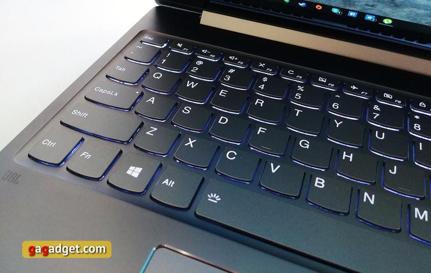 Обзор Lenovo IdeaPad 720s–15IKB: ноутбук для работы и игр-14