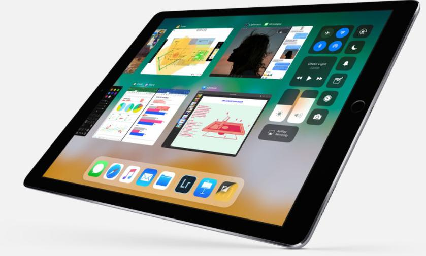 The new iPad will receive Animoji support and improved multitasking