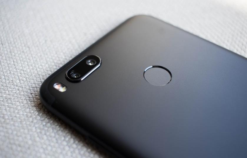 Первые рендеры Xiaomi Mi 6X