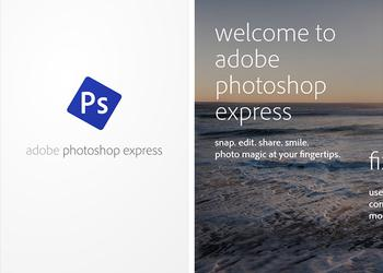 Приложения для Windows Phone: Adobe Photoshop Express