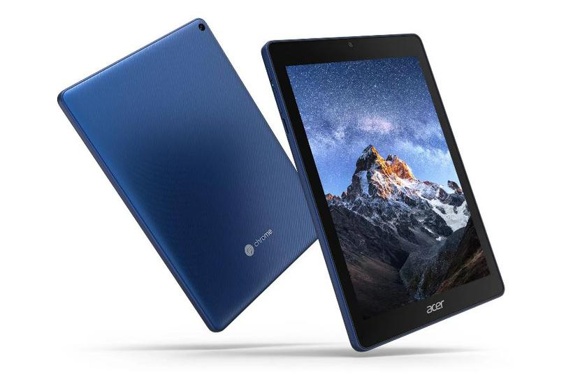 Acer Chromebook Tab 10: первый в мире планшет на Chrome OS