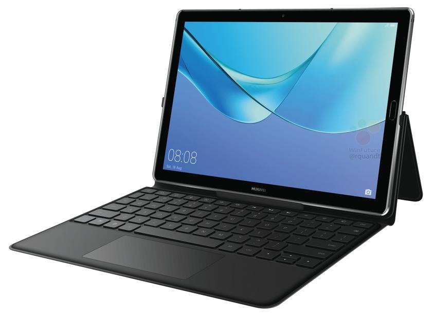 Фото ихарактеристики Huawei MediaPad M5 10 Pro— Утечка