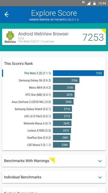 Обзор Moto Z2 Force: флагманский смартфон с небьющимся экраном-64