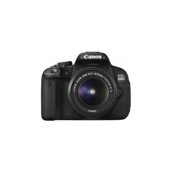 Canon EOS 650D 18-55 IS Kit