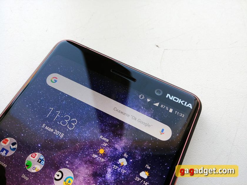 Обзор Nokia 7 Plus: средний класс, который метит в высшую лигу-7