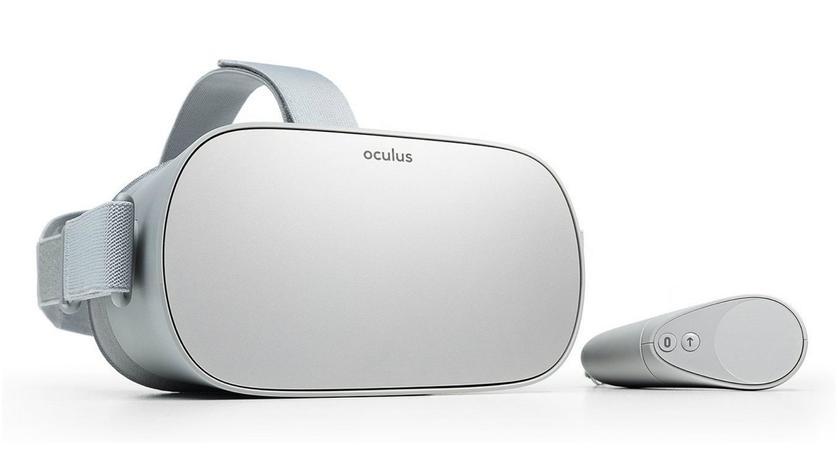 Автономный VR-шлем Oculus Go появился в продаже по $199