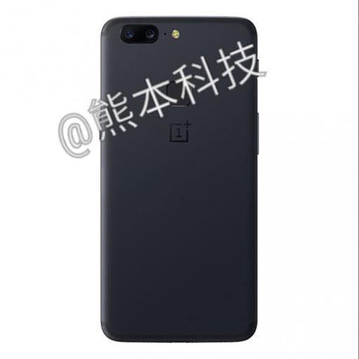 Вглобальной паутине  появились фотографии  дизайна телефона  OnePlus 5T