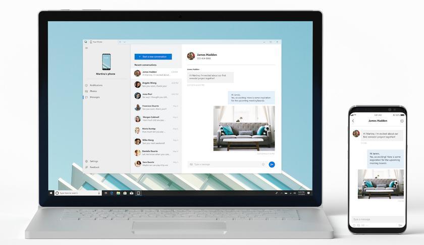 Microsoft обеспечит непрерывную работу Windows с Android и iOS
