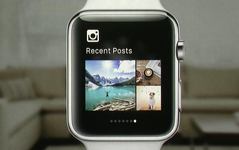 Instagram is no longer available on Apple Watch