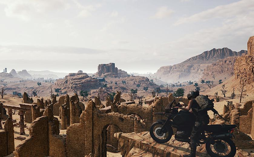 PUBG для Xbox One получит обновление: новая карта, оружие итранспорт