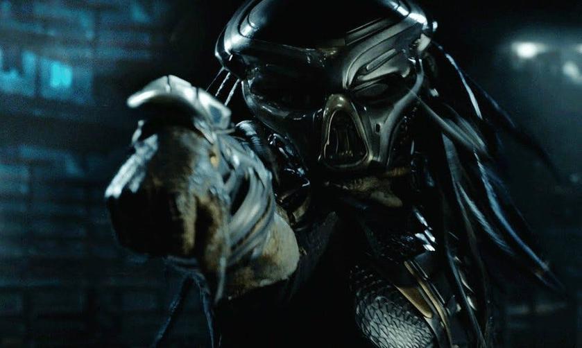 Вышел первый трейлер нового фильма из франшизы «Хищник»