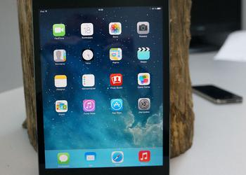 Обзор Apple iPad Mini 2 Retina