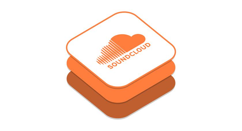 Soundcloud rethought the start page with clever playlists and curatorial music collections