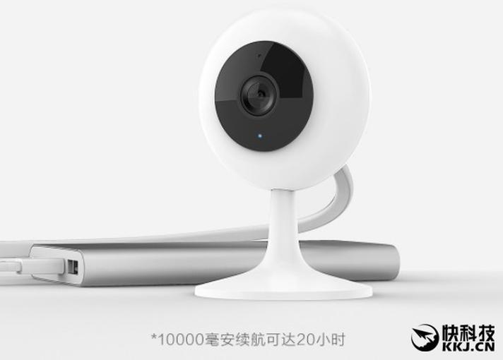 Xiaomi представила умную секьюрити-камеру PTZ Смарт Camera